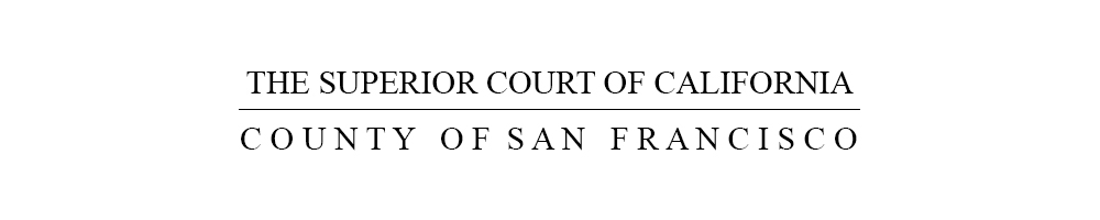 san francisco superior court case lookup