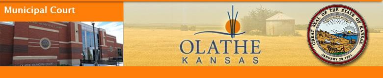 Pay Tickets Online - Olathe, Kansas, Olathe Municipal Court
