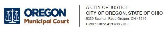 Pay Tickets Online - Oregon, Ohio, Oregon Municipal Court